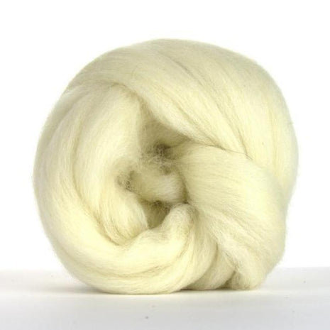 Paradise Fibers Natural White Kent Romney Top-Fiber-Paradise Fibers