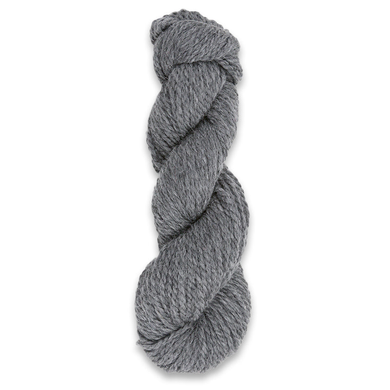 Plymouth Peru Baby Alpaca Worsted Yarn - Dark Grey-Yarn-Paradise Fibers