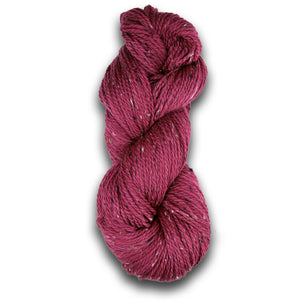 Plymouth Homestead Tweed Yarn - Burgundy-Yarn-Paradise Fibers