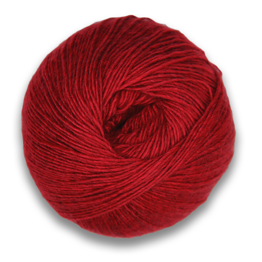 Plymouth Incan Spice Yarn - Red-Yarn-Paradise Fibers