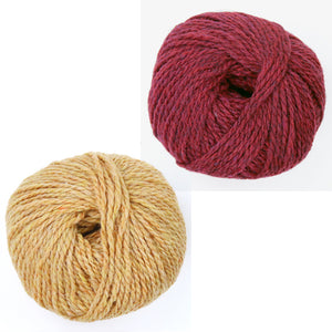 World of Wizardry Hat Kits in Shetland Heather-Kits-Gryffingate-