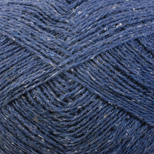 Color Old Jeans 6927. A Light Denim Blue Shade of Berroco Remix Light DK Yarn.