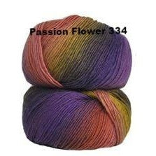 Crystal Palace Mini Mochi Yarn Passion Flower 334 - 12