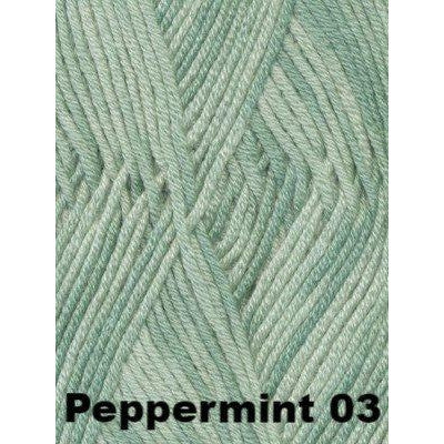 Paradise Fibers Yarn Debbie Bliss Baby Cashmerino Tonals Peppermint 03 - 4