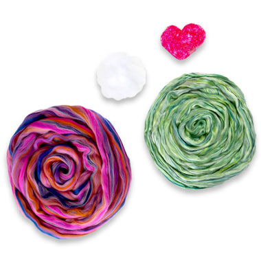 Petals 'n More Fiber Bundle-Kits-Paradise Fibers