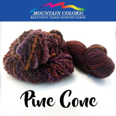 Mountain Colors Twizzlefoot Yarn Pine Cove - 63