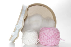 Appalachian Baby - Celtic Thrum Earflap Hat Kit-Kits-Pink-