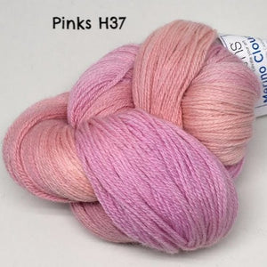 ArtYarns Merino Cloud Yarn Pinks H37 - 5