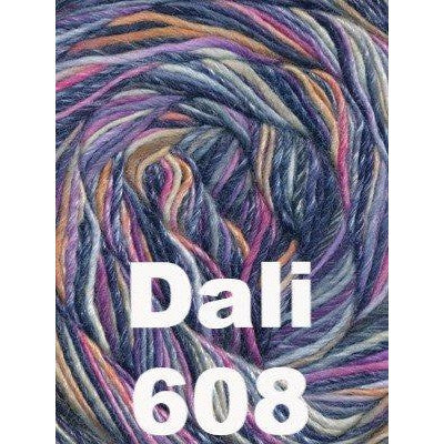 Louisa Harding Pittura Yarn Dali 608 - 9