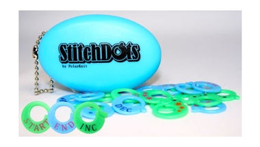 Stitch Dots Stitch Markers-Knitting Accessory-Paradise Fibers