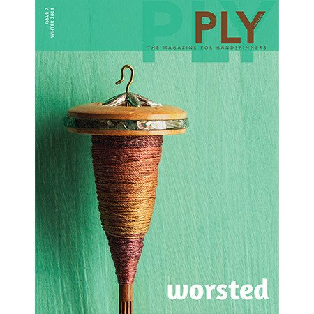 PLY Magazine Worsted Issue- Winter 2014  - 1