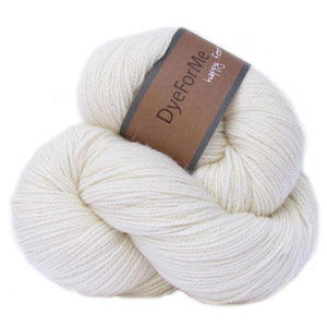 Plymouth DyeForMe Undyed Sock Yarn - Happy Feet-Yarn-Paradise Fibers