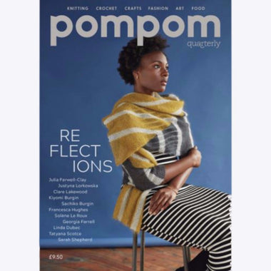 Paradise Fibers Pattern Book Pom Pom Quarterly Issue 19: Winter 2016  - 12