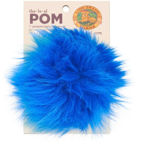 The Pom-Accessories-Notions-Electric Blue 109-Paradise Fibers