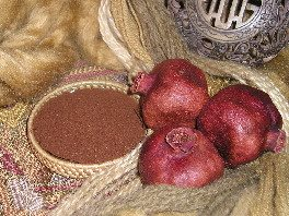 Earthues Natural Dye Pomegranate Sold by the ounce  - 3