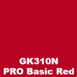 Procion MX Reactive Dye 3oz Jar - Yellows, Oranges & Reds-Dyes-GK310N PRO Basic Red-