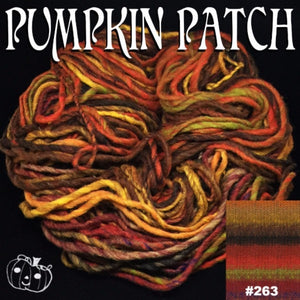 Noro Cozy Blankets Kit-Kits-Pumpkin Patch 263-