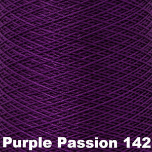 Paradise Fibers Weaving Cone kromski sonata spring Purple Passion 142 - 79