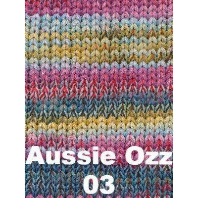 Queensland Cairns Yarn Aussie Ozz 03 - 3