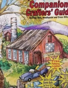 14th Edition Quilters Travel Companion and Crafters Guide