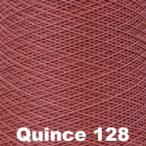 3/2 Mercerized Perle Cotton-Weaving Cones-Quince 128-