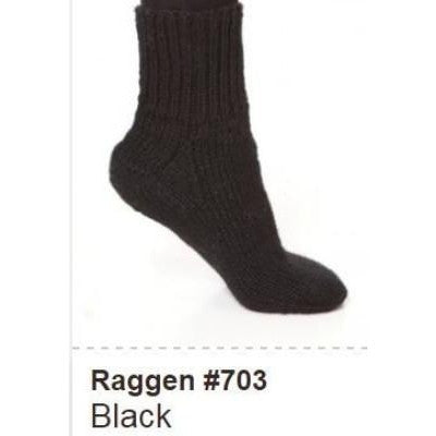 Viking of Norway Raggen Yarn Black 703 - 2
