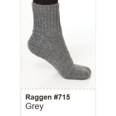 Viking of Norway Raggen Yarn Grey 715 - 4