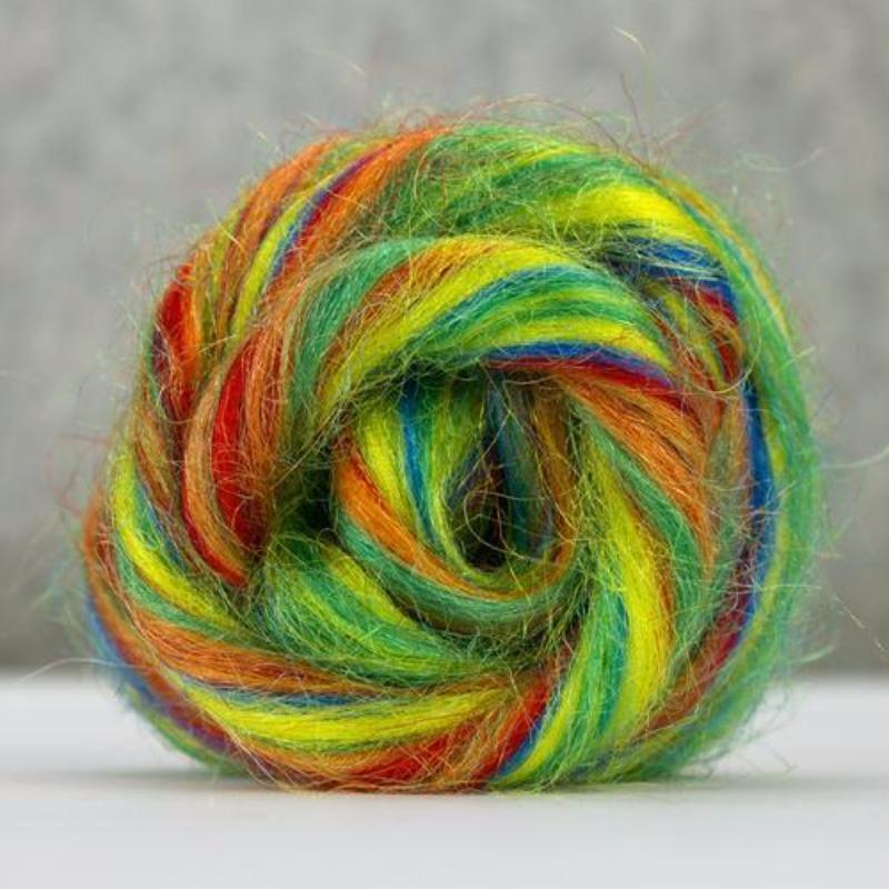 Paradise Fibers Rainbow Super Bright Trilobal Nylon Top-Fiber-Paradise Fibers