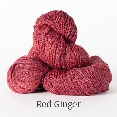 Paradise Fibers Yarn The Fibre Co. Canopy Fingering Yarn Red Ginger - 14