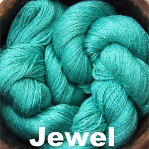 Reywa Fibers Bloom Yarn-Yarn-Jewel-