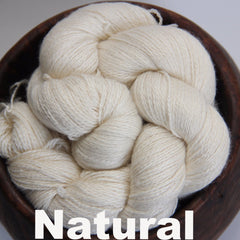 Paradise Fibers Yarn Reywa Fibers Bloom Yarn Natural - 3