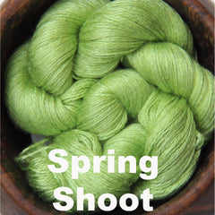 Paradise Fibers Yarn Reywa Fibers Bloom Yarn Spring Shoot - 12