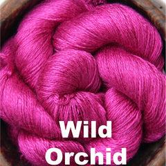 Paradise Fibers Yarn Reywa Fibers Bloom Yarn Wild Orchid - 2