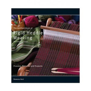 Ashford Book of Rigid Heddle Weaving Revised Edition