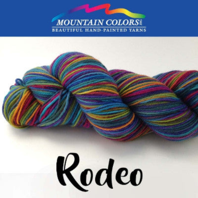Mountain Colors Twizzlefoot Yarn Rodeo - 66