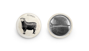 Paradise Fibers Exclusive Button Pins-Accessories-Paradise Fibers