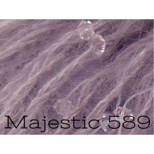 Rowan Kidsilk Haze Shine Yarn Majestic 589 - 5