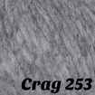 Rowan Brushed Fleece Yarn Crag 253 - 15