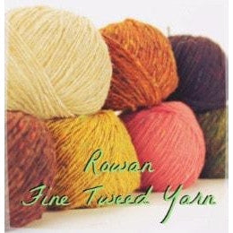 Rowan Fine Tweed Yarn  - 1