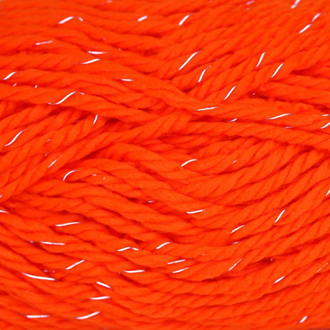 Paradise Fibers Yarn Schachenmayr Lumio Yarn - Neon Orange