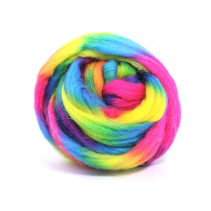 Paradise Fibers Space Dyed Wool-Fiber-Venus-4oz-