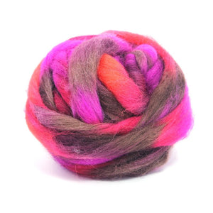 Paradise Fibers Space Dyed Wool-Fiber-Saturn-4oz-
