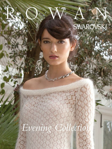 Rowan Swarovski Evening Collection Pattern Book