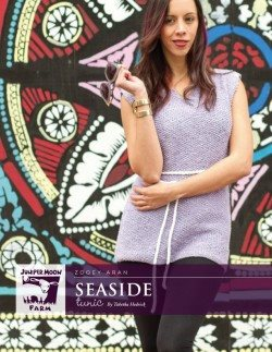 Juniper Moon Farm Seaside Tunic Pattern-Patterns-