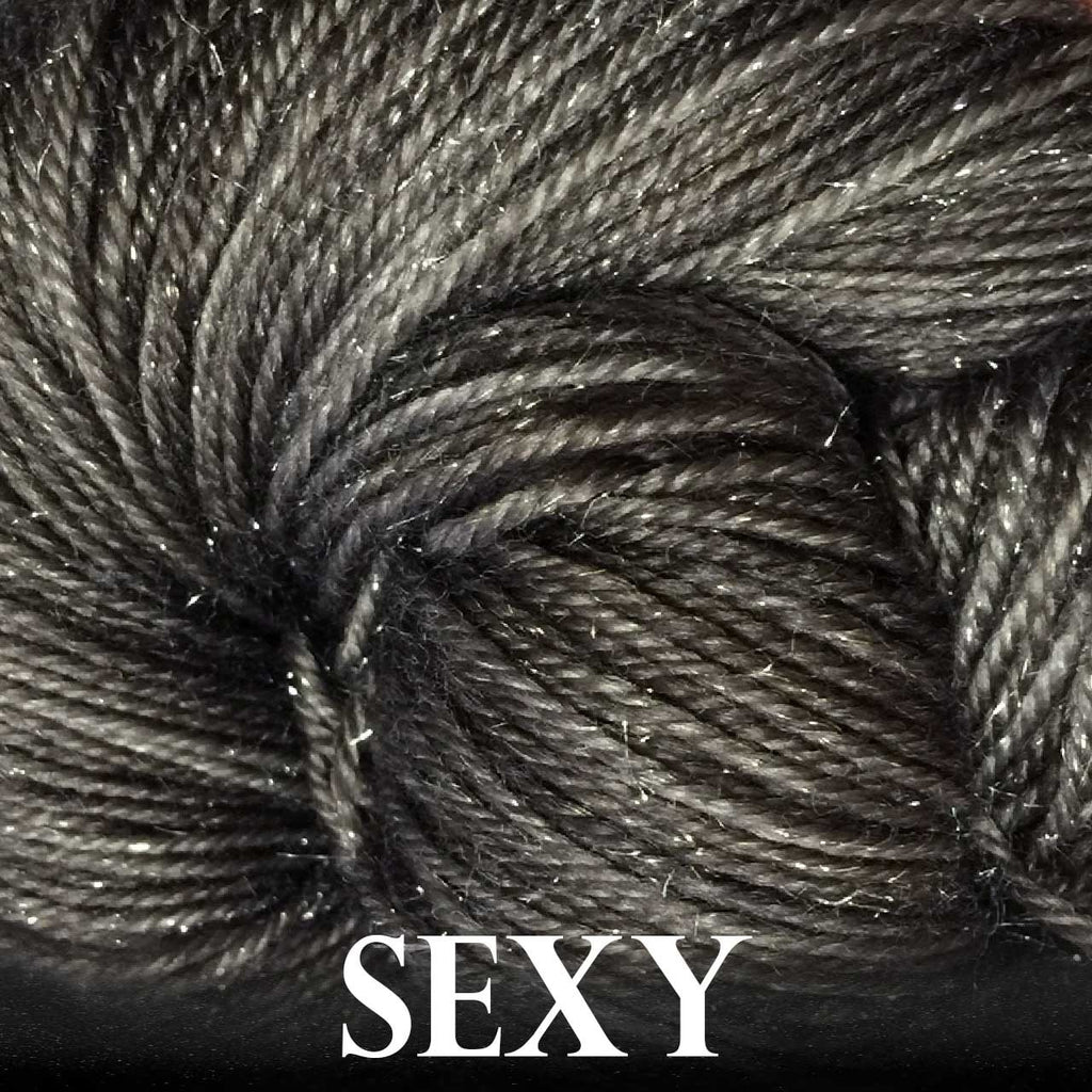Paradise Fibers Yarn Anzula Luxury Nebula Yarn Sexy - 12