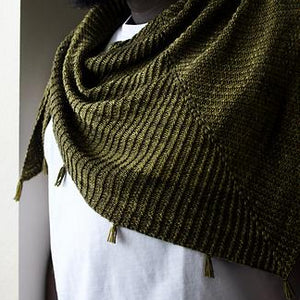 Siki Shawl Kit-Kits-Paradise Fibers