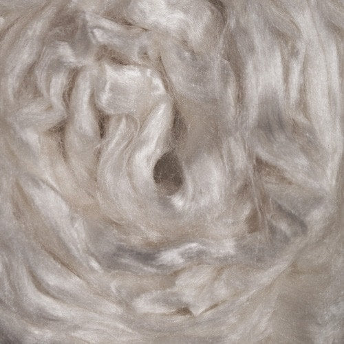 Ashland Bay Bleached Tussah Silk (4 oz bag)