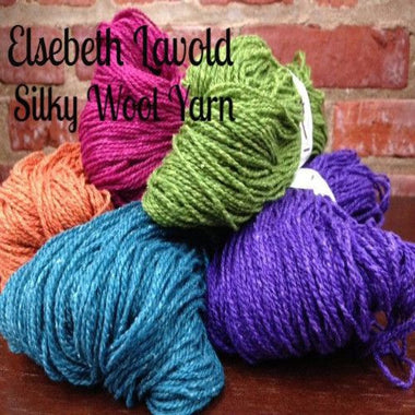 Elsebeth Lavold Designer's Choice Silky Wool Yarn  - 1