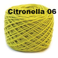 HiKoo SimpliWorsted yarn Citronella 06 - 17
