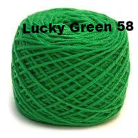 HiKoo SimpliWorsted yarn Lucky Green 58 - 18